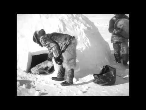Nanook of the North - Best quality (HD) - Nanook el Esquimal HD - Full - YouTube