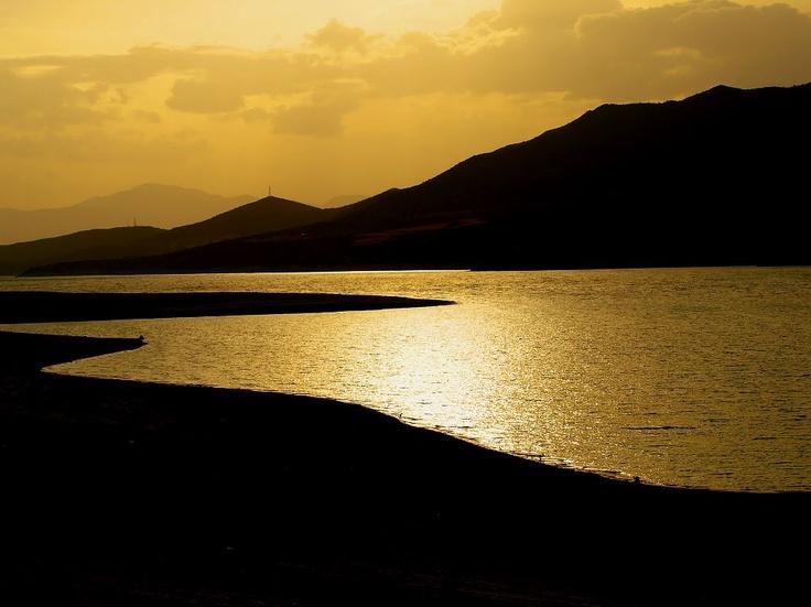 Lake Polifitos, Kozani, Greece