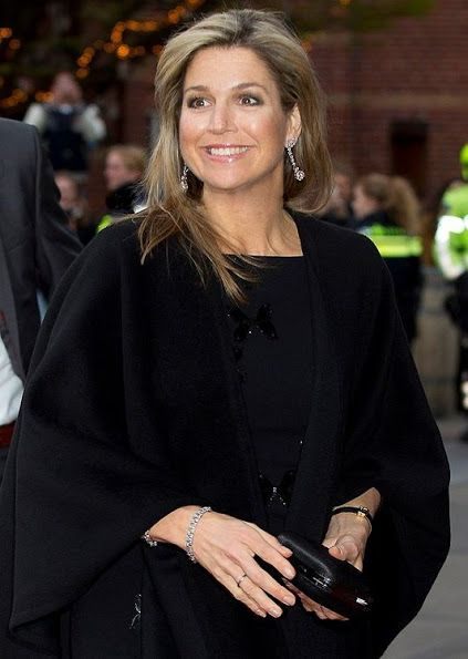 Queen Maxima of The Netherlands visited the Regionale Groeikamer in Rotterdam