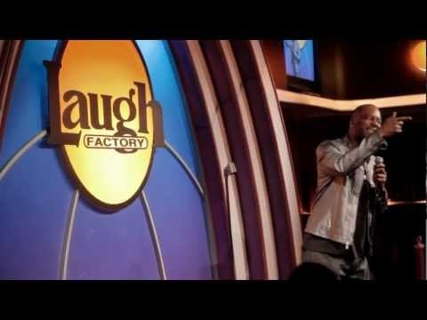 Quick Re-Cap of Chocolate Sundaes Comedy Show (03/24/13) With Kevin Hart, JJ Wilamson and Zainab Johnson... Hilarious.