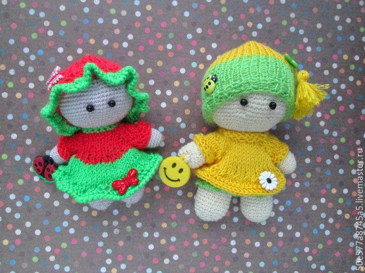 Купить Пупс Йо-йо - бирюзовый, йо-йо, пупс, Пупсик, кукла, кукла для девочки