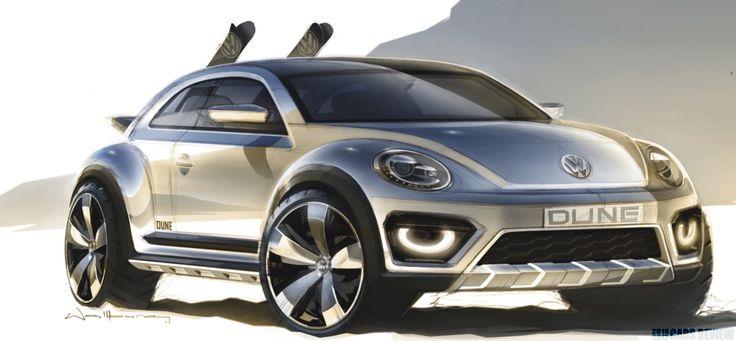 Review 2019 Volkswagen Beetle Dune Redesign and Concept - http://2016carsreview.net/review-2019-volkswagen-beetle-dune-redesign-and-concept/