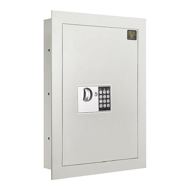 International Flat Electronic Hidden Wall Safe