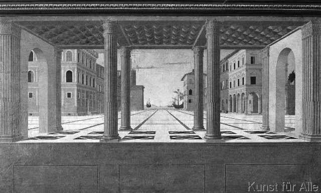 Piero della Francesca - Idealstadt