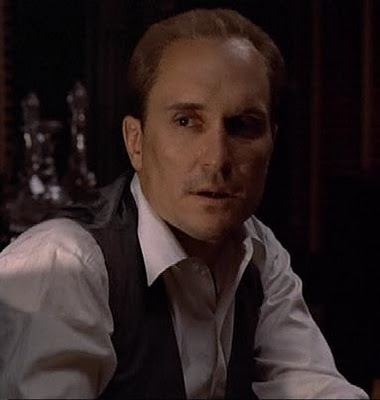 Robert Duvall as Tom Hagen in The Godfather.