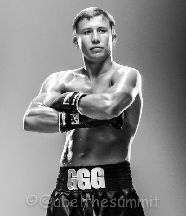 Gennady Golovkin- definitely one of my favourite boxers. Well done on the KO against Geale.