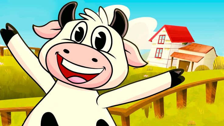 LA VACA LOLA canciones infantiles de la granja