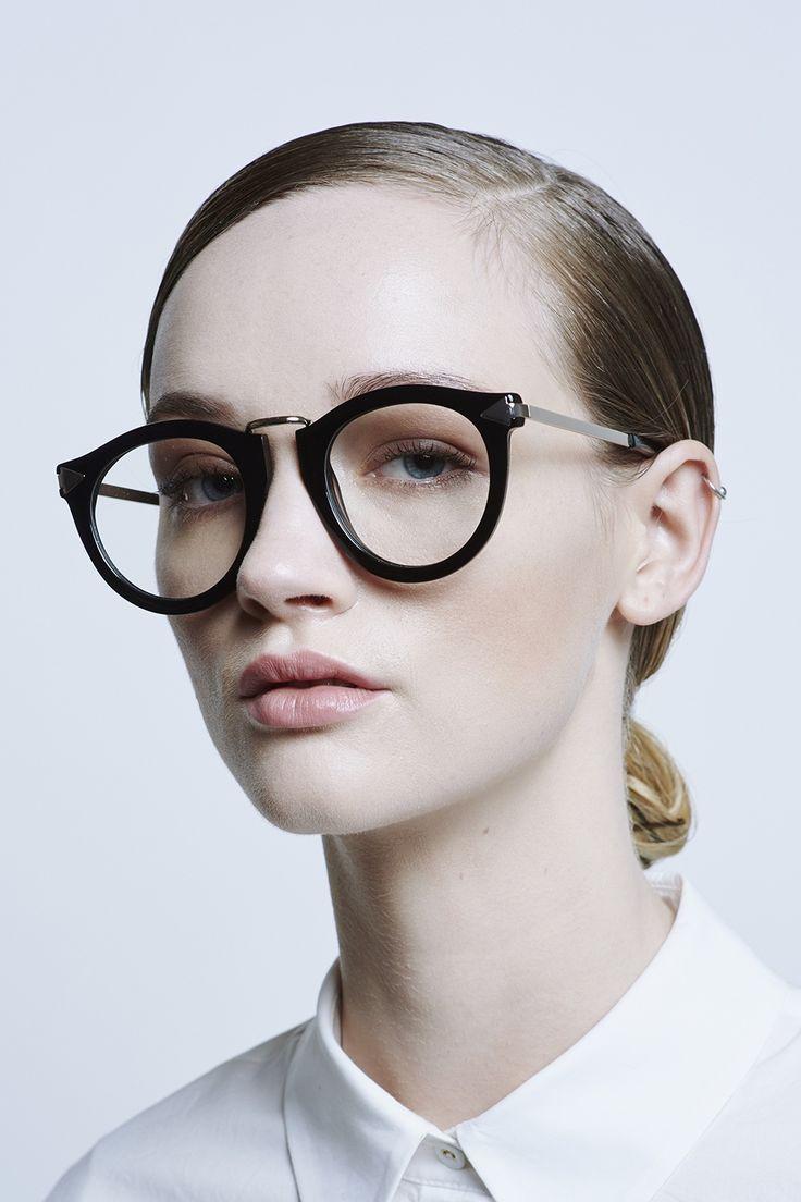 Harvest Black - All Eyewear Collections | Karen Walker