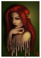 Redhead by Nyrine