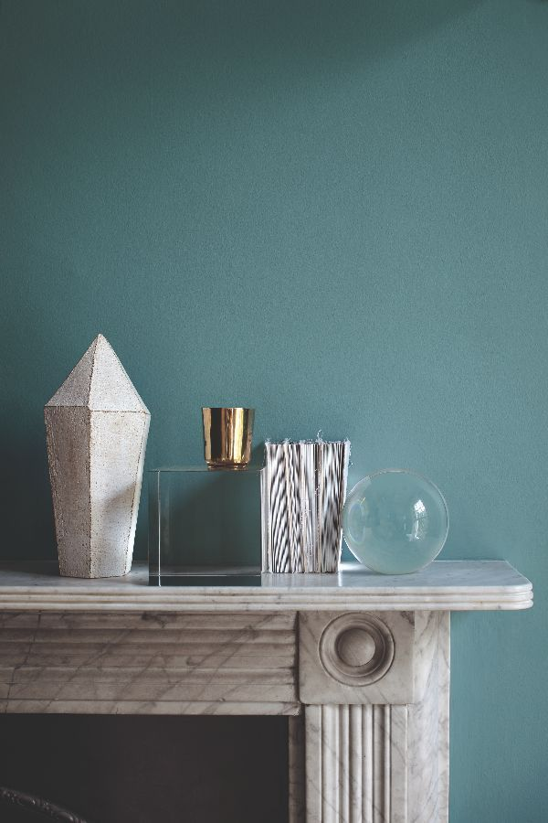 Maritime Teal Paint Colour From The Dulux Heritage