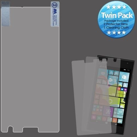 MYBAT Screen Protector for Microsoft Lumia 735 - Clear (Twin Pack)