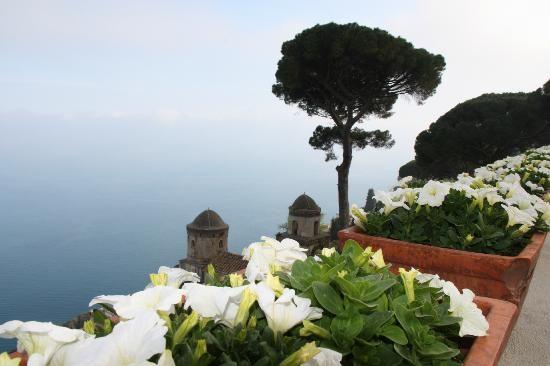 Terrazza dell'Infinito :) -Villa Cimbrone -Ravello-Italy