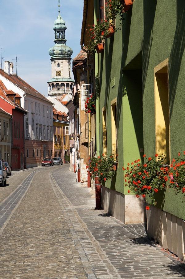 Bebiendo #cerveza #Soproni Ászok en Sopron #Hungría | Para saber más decervezasporelmundo.com