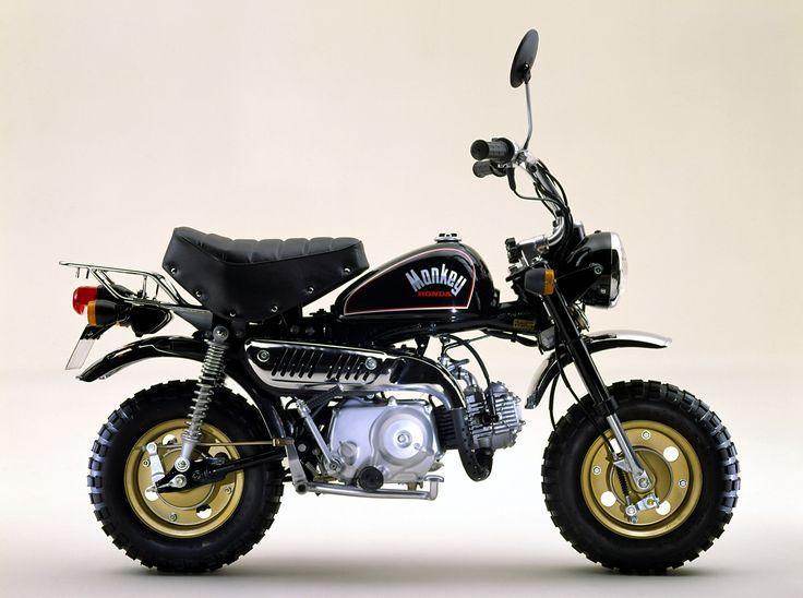 Honda Z50J Monkey '1981–85