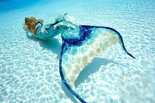 silicone mermaid tails for swimming - Google Search