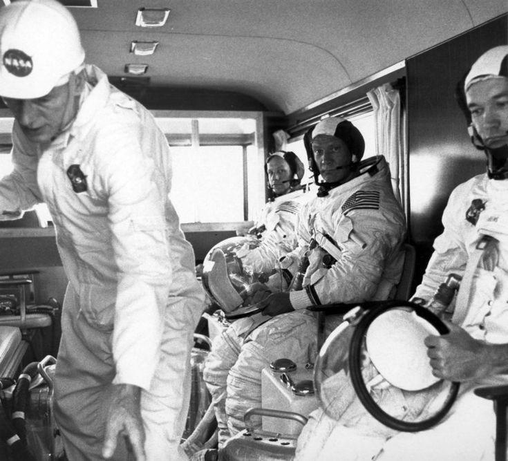 Foto: Nasa - Expedição Apollo 11 completa 45 anos