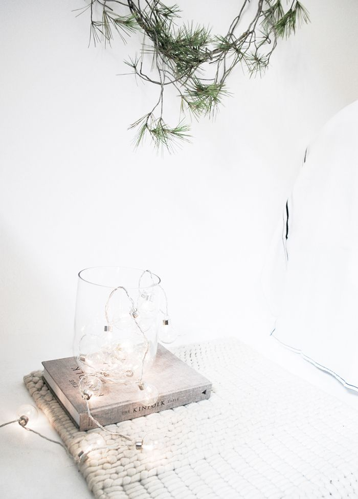 minimal Christmas decorations facing north with gracia: URBAN JUNGLE BLOGGERS | A wish for Christmas and New Year