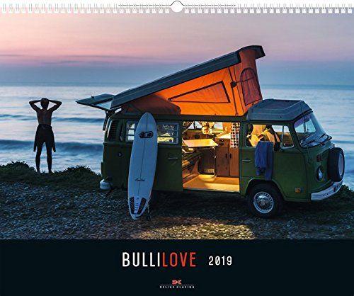 kalender bulli love 2019 kein anderes automobil hat ber generationen so viel sympathie. Black Bedroom Furniture Sets. Home Design Ideas