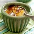 Carolina Rice Pudding Brûlée Recipe at Epicurious.com