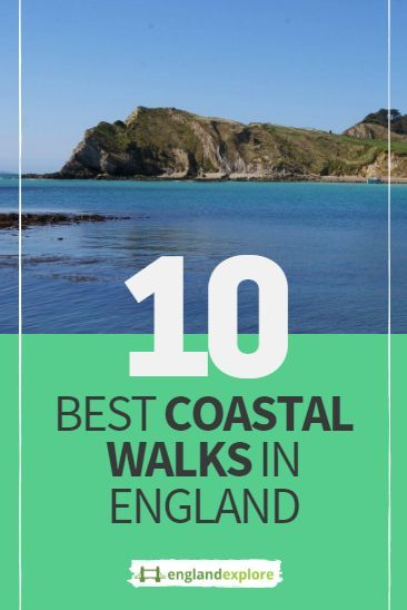 Whether you want to go for a short afternoon hike, run a marathon or take in stunning seaside vistas, you can do no better than to drive out to the following coastal walks which are some of the best in #England...