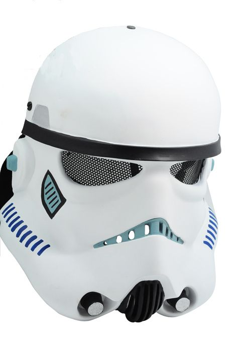 Airsoft Full Wire Mesh Protection Star Wars Stormtrooper