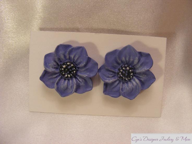 Item #: ER107  Description:  Acrylic Post Earrings  Price: $3.00: Acrylics Posts, Cyn Design, Er107 Descriptive, Earrings Price, Hairs Sliding, Posts Earrings