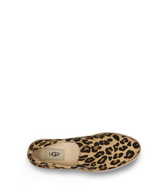 Keile Calf Hair Leopard - Keile Calf Hair Leopard
