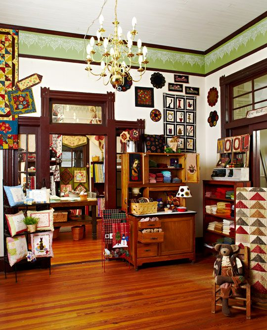 51 best Quilts - Shops and Shows images on Pinterest | Quilt shops ... : quilt shops in roanoke va - Adamdwight.com