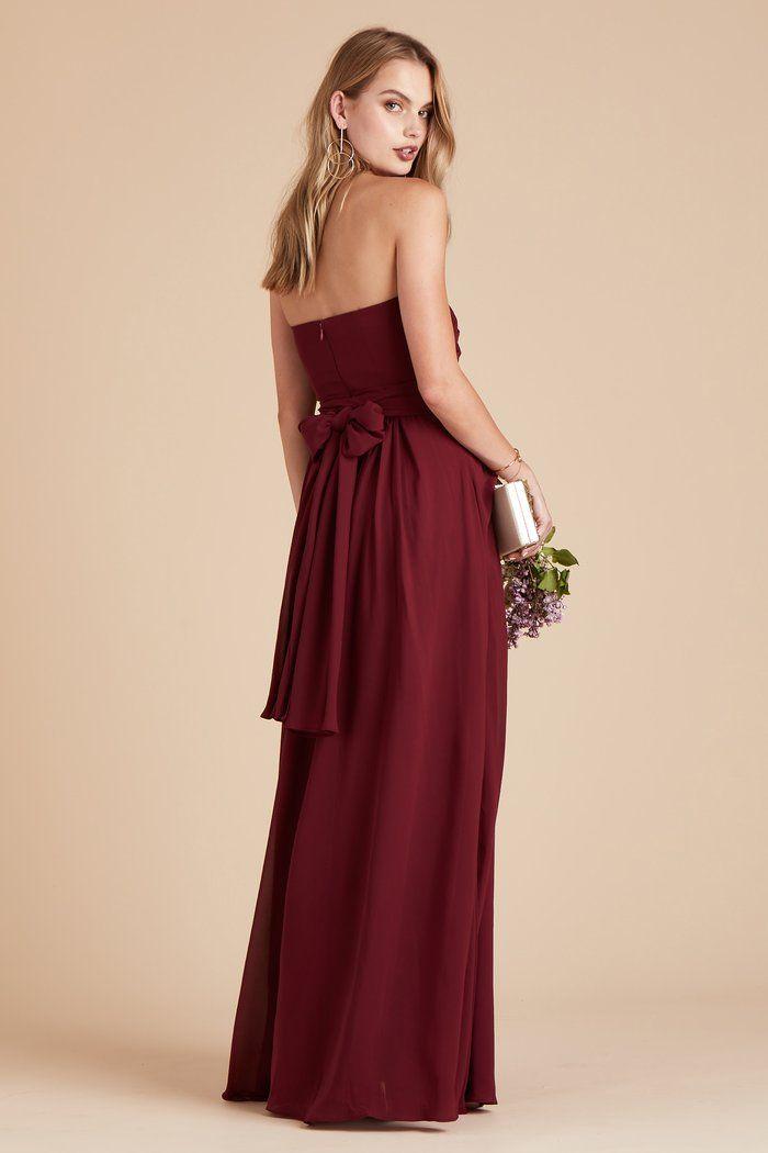 d65001742fb Grace Convertible Dress - Pinot Noir