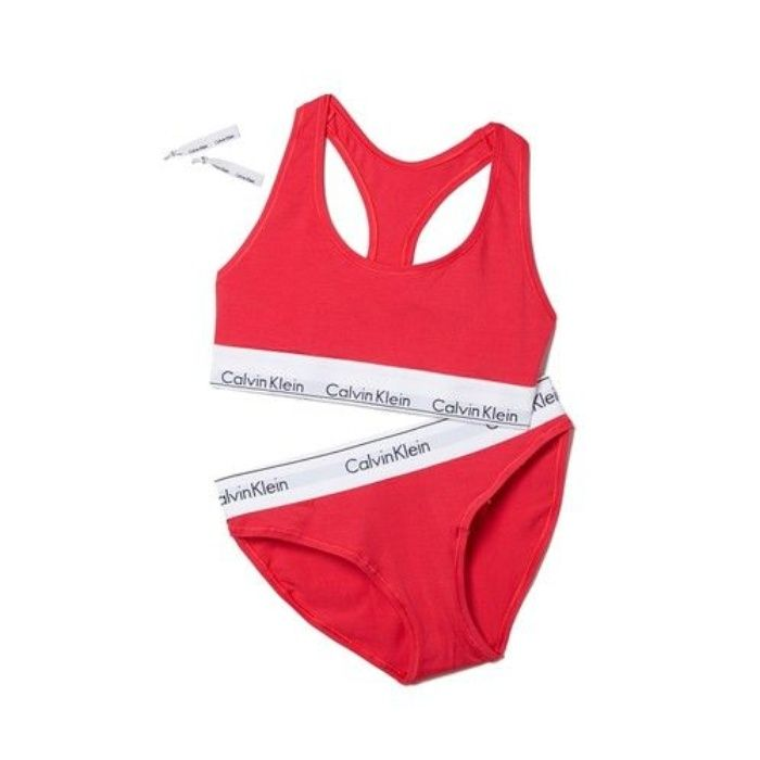 Gifts For Her Under $50 She's Guaranteed To Love//#2 Calvin Klein Underwear Modern Cotton Gift Set #rankandstyle