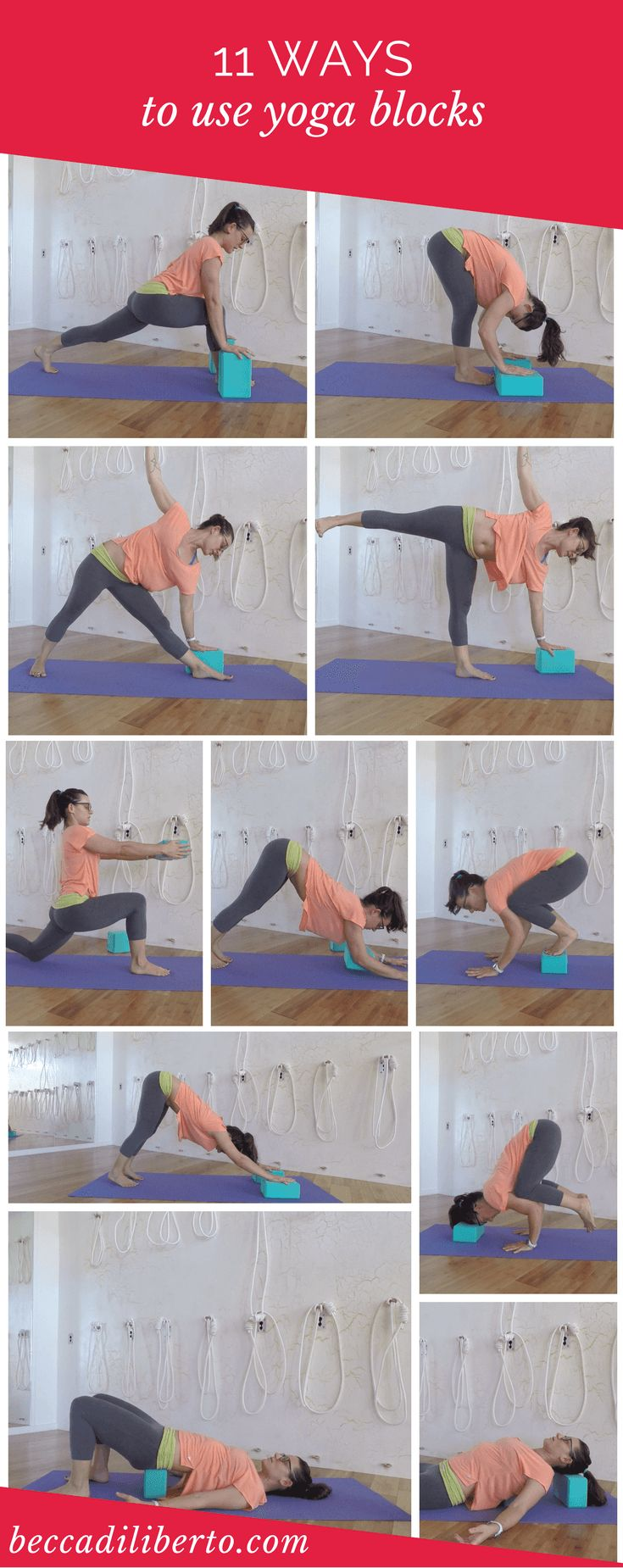 learn how to use yoga blocks to customize your yoga practice   click to watch the video