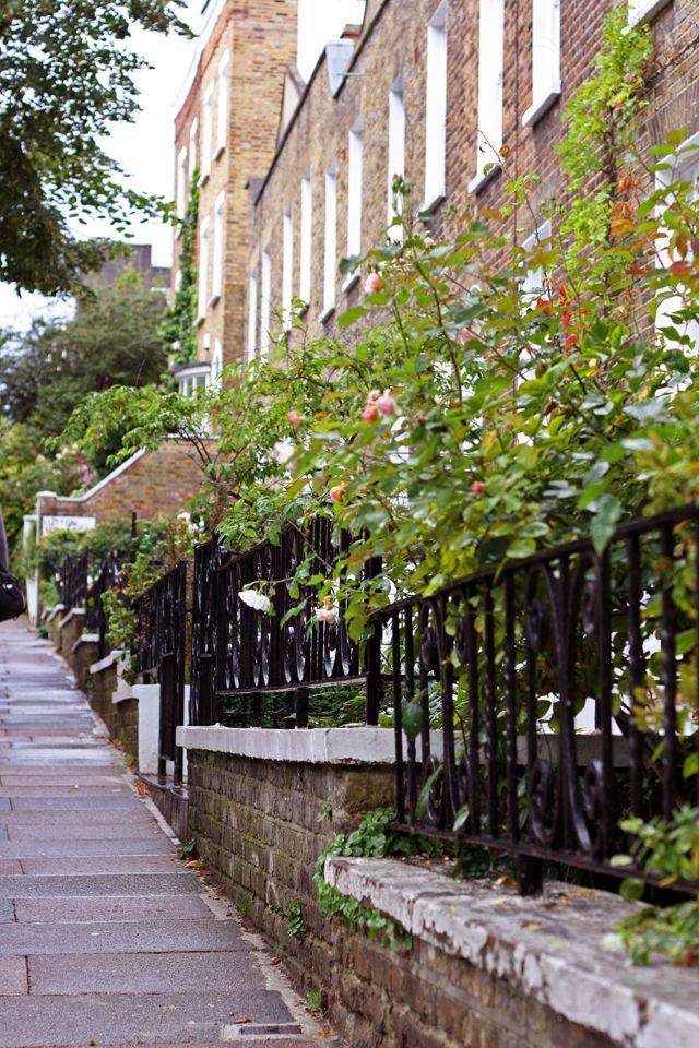 Londres Balade à Hampstead