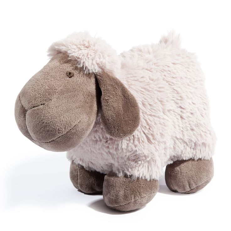 Peluche Mouton gris