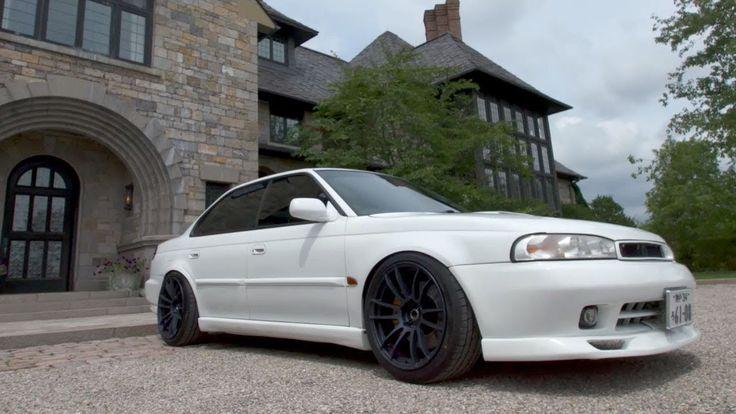 Twin-Turbo Subaru Legacy: How JDM Can You Go? -- /TUNED