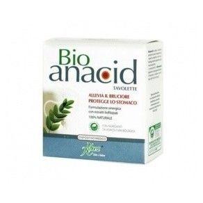 Aboca Bioanacid 24 tabletas