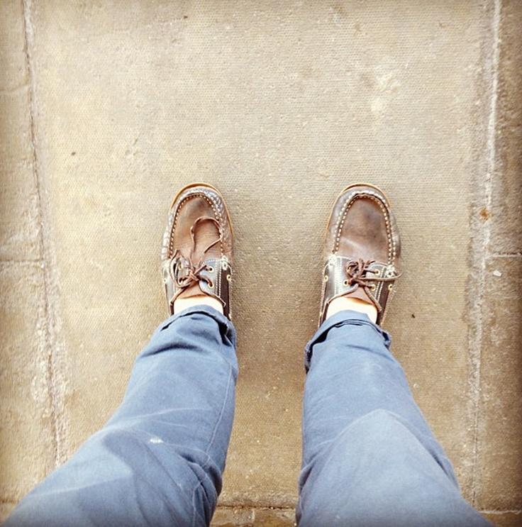 #shoesinsitu Boat Shoes