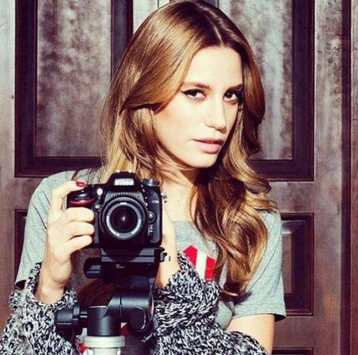 Photography session Serenay Sarikaya
