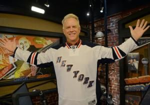 Stanley Cup Final: Boomer Esiason calls NY Rangers team of destiny