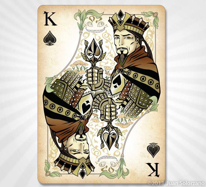 King of Spades (Gold Edition)   Kickstarter!   Pinterest