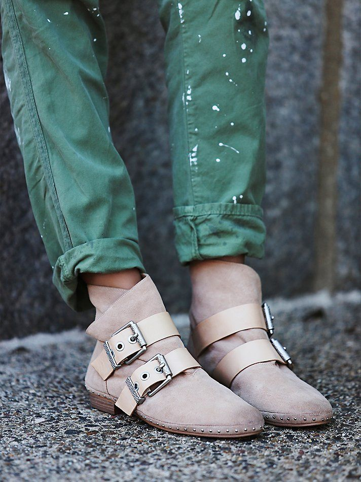 Luxury Rebel Landslide Ankle Boot at Free People Clothing Boutique