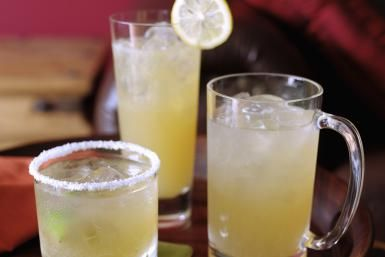 Pick Your Beer and Mix Up a Fresh Shandy (It's Easy!): All you need for the Shandy is some lemonade and you have a fantastic, refreshing new way to enjoy your beer.