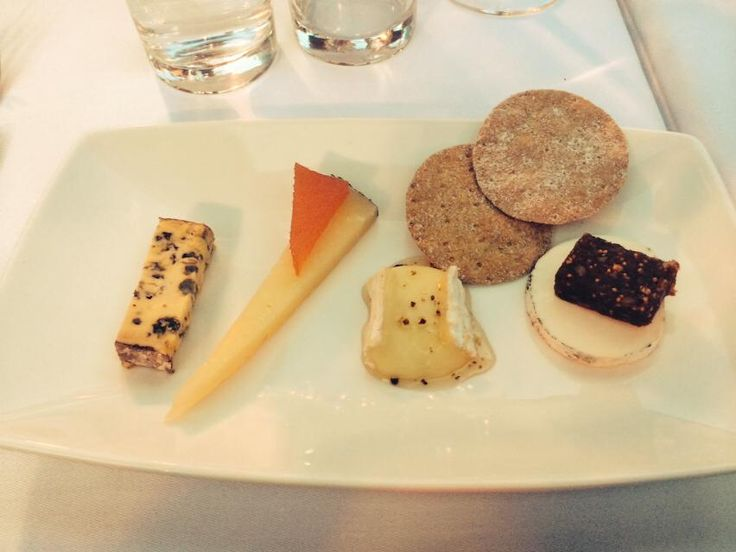 Cheese Course - Three Chefs Dinner