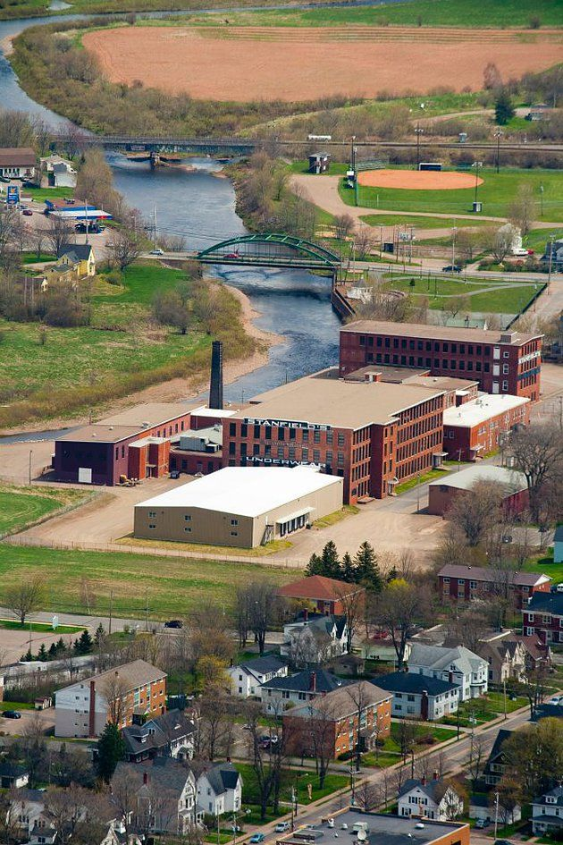 Stanfields Truro NS  Joanne Bouley & David Maxwell - Wedding Photographers Truro NS | Aerial Photography - Truro NS
