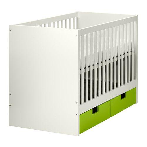 STUVA Dětská postýlka se zásuvkami   - IKEA