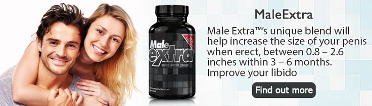 MaleExtra  With over 12 million capsules sold to more than 150 thousand satisfied customers, Male Extra™ is one of the the leading, most trusted male enhancement ... http://alyshajessicaa.blogspot.com/2014/03/understanding-payday-loans.html?showComment=1460550298625#c8556038952694869143