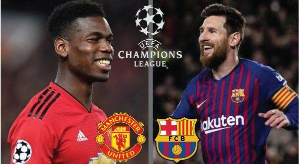 Barcelona Vs Manchester United Live Stream Info Online Sports