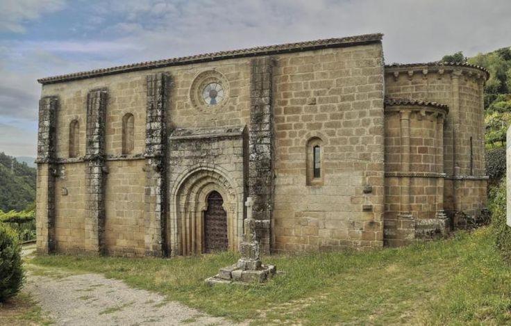 San Vicente de Pombeiro - Ribeira Sacra, Lugo