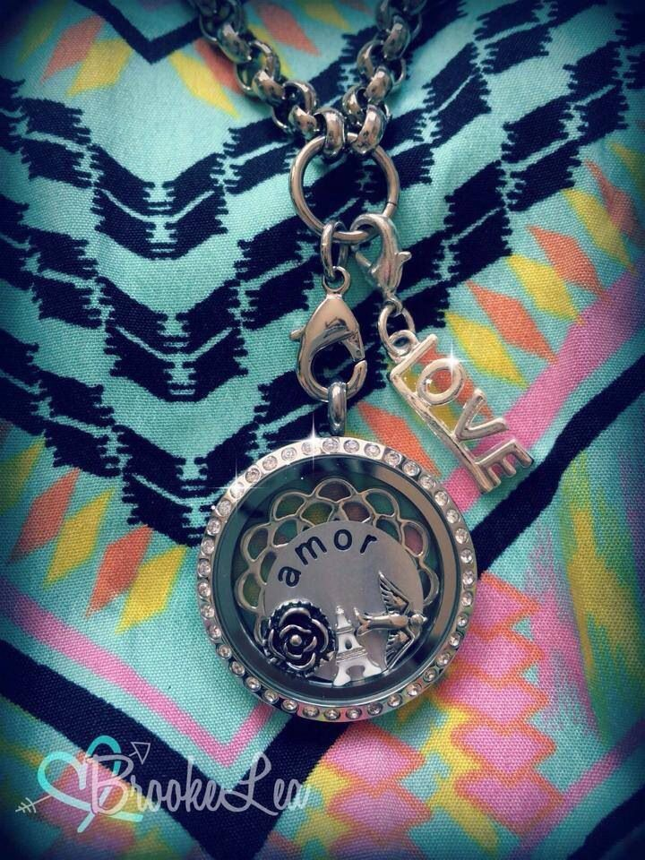 Tell your love story with a south hill locket. Shop at www.southhilldesigns.com/brookelea