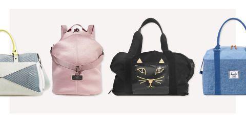 women's gym bags