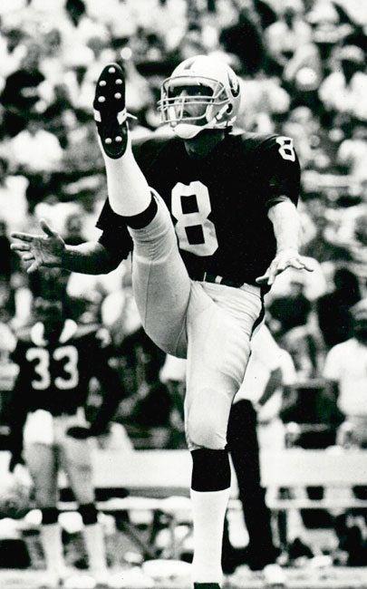Oakland Raiders Ray Guy